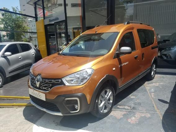 Renault Kangoo 1.5 Dci Stepway Ant + Cuotas Tasa0%! (mb)