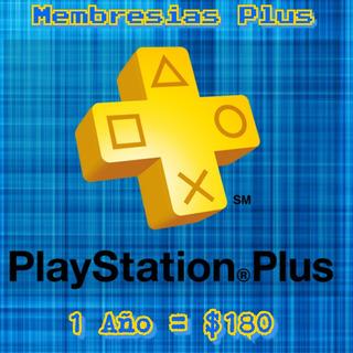 Membresia Plus 1 Año ++promocion++