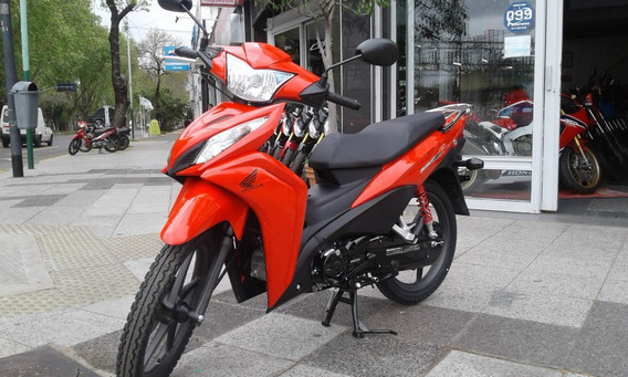 Honda Wave 110 Full 100% Financiada Ahora 12/18 Centro Motos