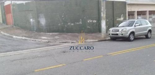 Terreno À Venda, 137 M² Por R$ 300.000,00 - Jardim Pinhal - Guarulhos/sp - Te0935
