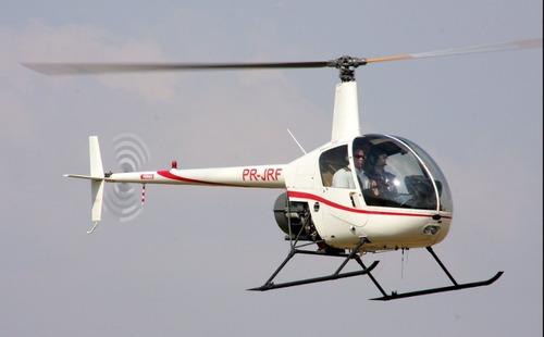Helicóptero Robinson R22 Beta Ii 2002