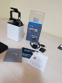 Camera Gopro Hero 5 Black Em Estado De Nova, 1100 A Vista