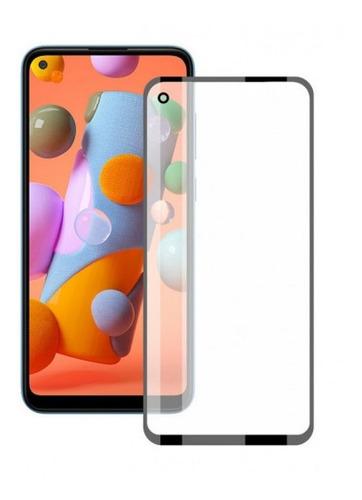 Vidrio Templado Glass Full Cover Samsung A71 6d 9d