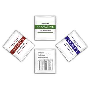 Realice La Calibración De Ph 4.01, 6.86 Y 9.18