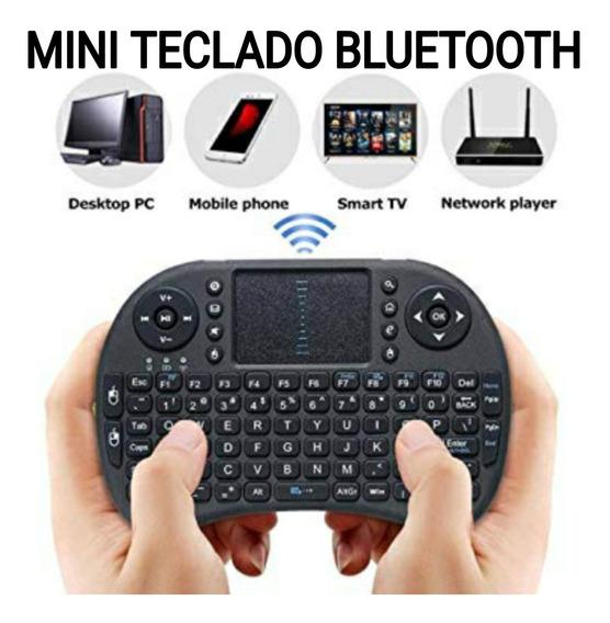 Mini Teclado Bluetooth. Tv Smart . Pc. Frete Gratis