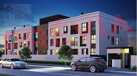 Apartamento Garden À Venda, 56 M² Por R$ 229.900,00 - Centro - Araucária/pr - Gd0044