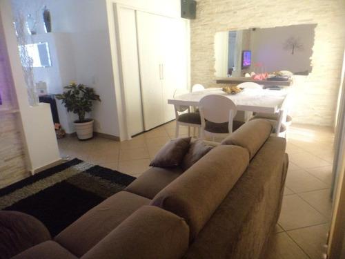 Sobrado Com 3 Dormitórios À Venda, 109 M² Por R$ 655.000,00 - Cangaíba - São Paulo/sp - So2930