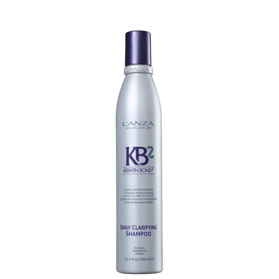Lanza Shampoo Kb2 Keratin Bond² Daily Clarifying 300ml