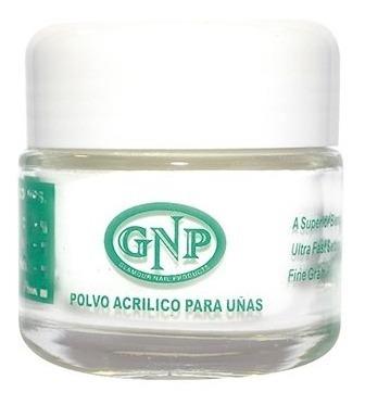 Polvo Acrilico Gnp 40 Gr Blanco