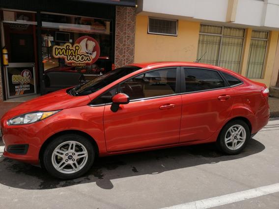 Ford Fiesta Sedan Se