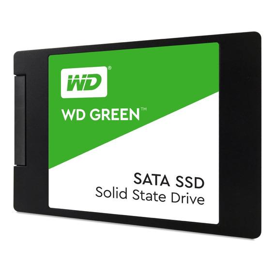 Disco Solido Ssd Western Digital 480gb Wd Green Sata Iii Pce