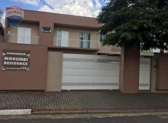 Apartamento Com 2 Dormitórios Para Alugar, 68 M² Por R$ 1.200,00/mês - Jardim Morumbi - Atibaia/sp - Ap0750