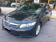 Honda Civic Lxs At Excelente Estado Alza Motors
