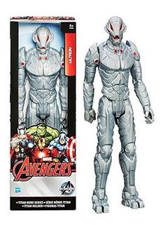 Muñeco Ultron Avengers Age Of Ultron Original Hasbro