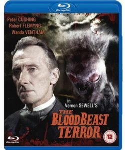 Blu-ray Blood Beast Terror