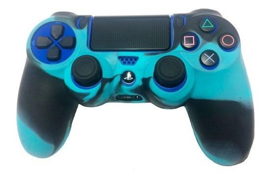 Capa Silicone Controle Playstation 4 / 4 Pro Frete R$ 14,00