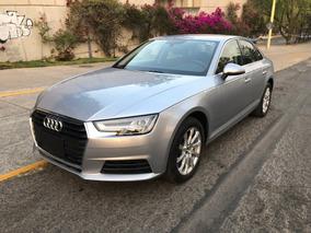 Audi A4 2017 2.0 T Select 190hp Dsg Qc Piel Como Nuevo!
