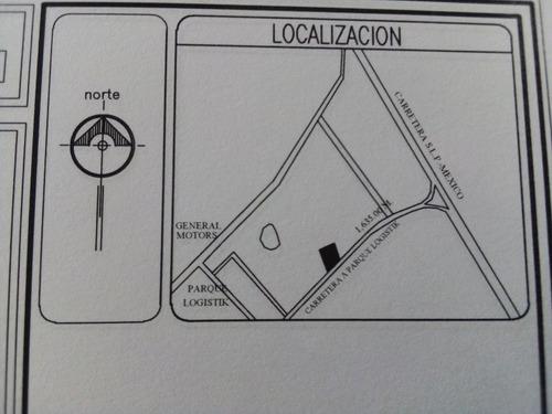 Imagen 1 de 1 de Terreno En Venta , La Pila San Luis Potosí,logistik
