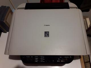 Impresora Canon Pixma Mp140 Con Scanner