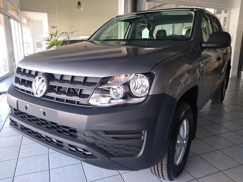 Volkswagen Amarok 2021 2.0 Cd Tdi 140cv Trend Ll16 Haimovich