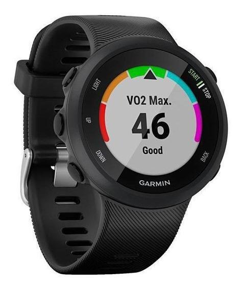 Relógio Cardíaco Garmin Forerunner 42mm Gps - Preto