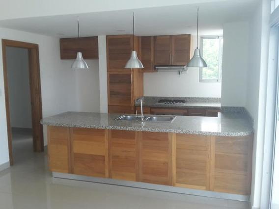 Apartamento En Alquiler Naco 1hab, Area Social