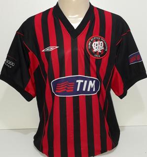 Camisa Atlético Paranaense Campeão Brasileiro De 2001 - At