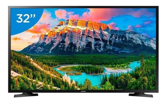 Smart Tv Led Hd Flat 32 Samsung Hdmi, Usb - Un32j4290agxzd