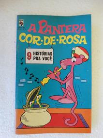 A Pantera Cor De Rosa Nº 4! Editora Abril Set 1974!