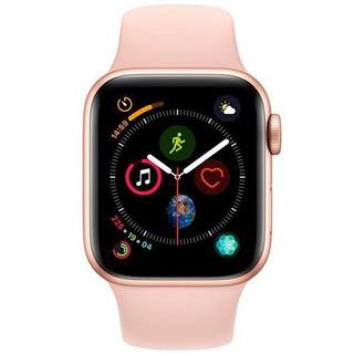 Relógio Apple Watch 40mm Mu682ll/a S4 Rosa/dourado