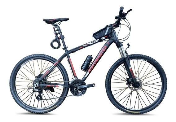 Bicicleta Roadmaster Wind 29 Hidraulico Shimano + Luces