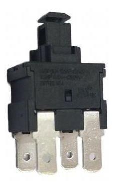 Interruptor Duplo Para Aspirador Electrolux Flex - 64484365