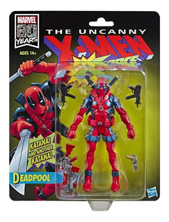 Marvel Legends Retro Deadpool