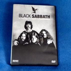 Dvd Black Sabbath In Concert Historical Live Perfomance