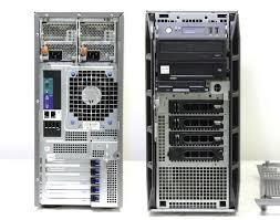 Servidor Dell T300-1x2.40ghz Xeon Quad/4gb Ram/2x 146gb