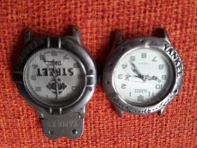 Lote 02 Relógios Yanke No Estado Antigos Leia Descrição
