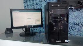 Pc Pentium Dual Core Hd 500 Gb, Ram De 2 Gb Com Windows 10