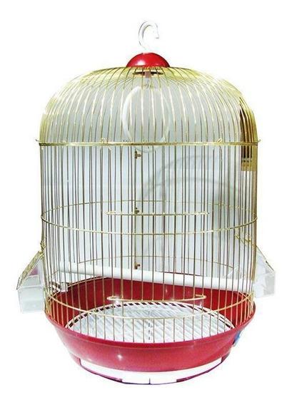 Jaula Para Pájaros (redonda)