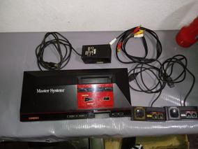 Master System 1 Com 9 Jogos - Tudo Original