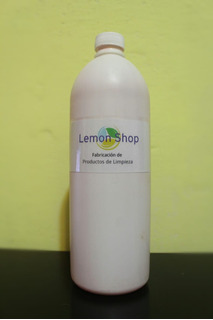 Detergente Arranca Grasa Lava Trastes Aroma Limon 1 Litro
