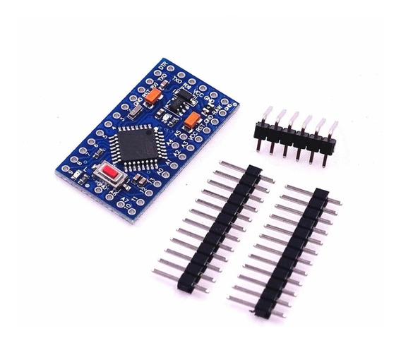 Arduino Pro Mini Atmega328p 16mhz 5v Arduino Mini Atmega328