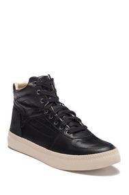Zapatillas Diesel V Is For Spaark Mid Top Leather Sneaker