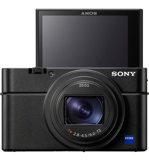 Camara Sony Rx100 Vii Dsc-rx100m7 20.1mp 24-200mm 4k