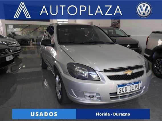 Chevrolet Celta 1.4 Lt Advantege Único Dueño.