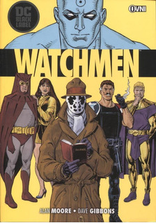 Watchmen - Dc Black Label - Dave Gibbons / Alan Moore