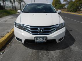 Honda City 4p Dmt Ex 5vel