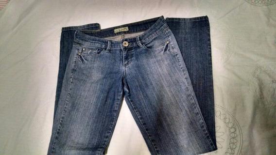 Calça Jeans Tamanho 38 Da Equus
