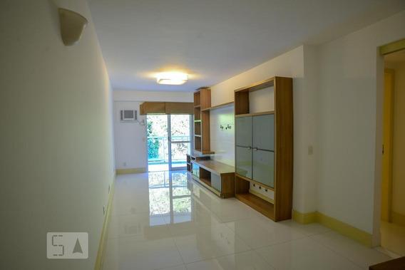 Apartamento Para Aluguel - Humaitá, 3 Quartos, 91 - 893075889