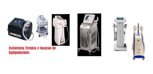 Criolipolise Laser Diodo Criofrequencia