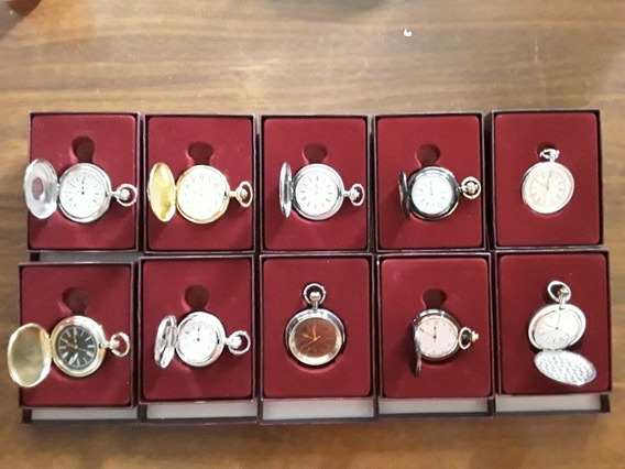 Coleccion Salvat Relojes De Bolsillo